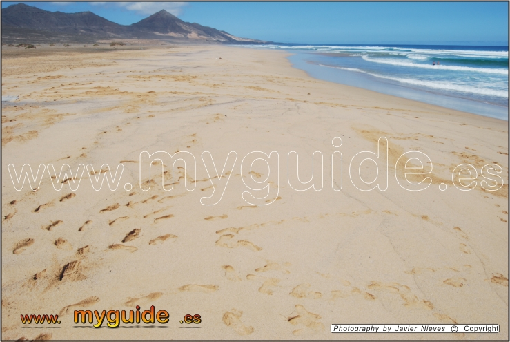 You are browsing images from the article: Playa de Cofete (barlovento) en Fuerteventura